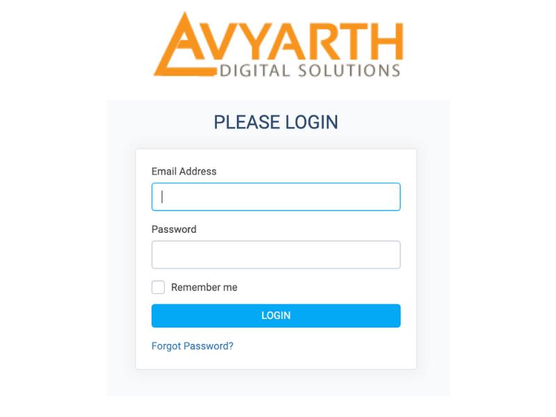 Avyarth Login